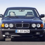 25 years of BMW 12-cylinder engines - BMW 750iL ( E32). (10/2012)