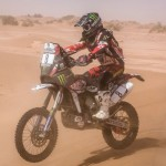 Barreda dune action 19/10/2012
