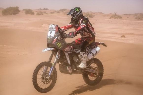 Barreda dune action 19/10/2012