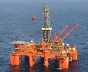 Bohranlage Bredford Dolphin / Foto: Dolphin Drilling