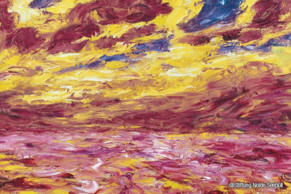 Major Emil Nolde exhibition for the first time in Norway