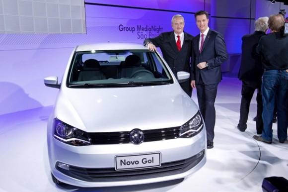 Volkswagen AG präsentiert Automobil-Highlights in Brasilien