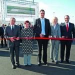 Volkswagen nimmt neues Logistikzentrum in Wolfsburg in Betrieb