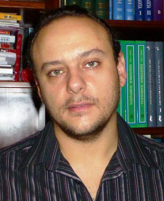 Dr Gkikas Magiorkinis