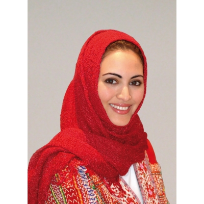 Muna AbuSulayman, Member of the jury for the Intercultural Innovation Award, a partnership between the United Nations Alliance of Civilizations and the BMW Group, 2012. (11/2012)