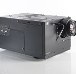 SIM 7Q QXGA LCoS projector for training and simulation