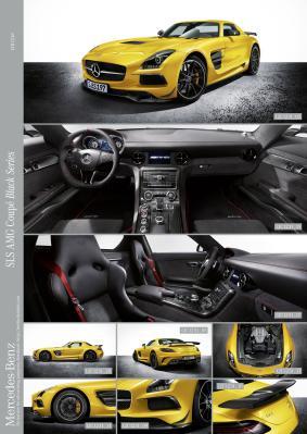 SLS AMG Coupé Black Series, AMG Solarbeam Fotonummer: 12B1236 Dateigröße: 2,188 MB Dateigröße, niedrig: 0,023 MB Datum: 09.11.2012