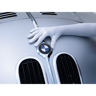 The night of the white gloves in the BMW Museum 2008 (11/2008)