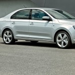 Top rating: five stars for safety in the ŠKODA Rapid