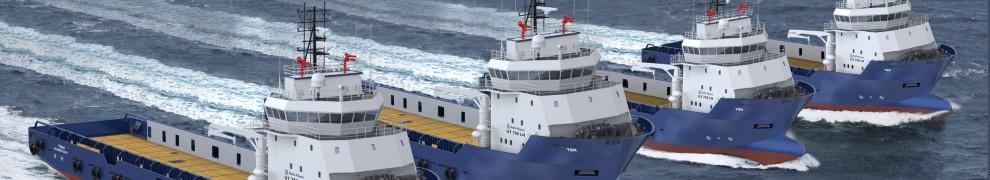 UT 755 Offshore Supply Vessels