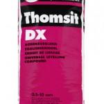 Der neue Thomsit DX Bodenausgleich.