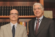 Photo: Left Mr. Marc Cerón, right Mr. Giovanni Tamburino