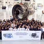 Rolls-Royce delivers the first Trent aero engine produced in Singapore