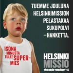 Sampo's Christmas donation to support HelsinkiMissio