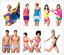 UNDERCOLORS OF BENETTON Spring/Summer 2012 Collection