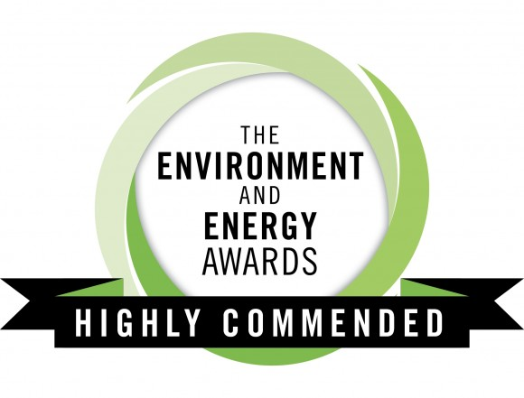 Alstom's development of an innovative cleaning method in wins highly commended award