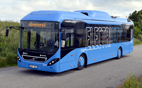 Volvo to launch ultramodern noiseless electric buses in Gothenburg