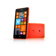 Nokia unveiled an accessibly priced 4G smartphone - Lumia 625