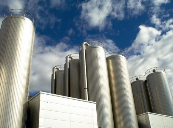Arla Foods UK announced its new one billion litre fresh milk processing facility at Arla Foods Aylesbury Dairy is nearing completion
