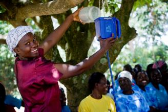 LifeStraw Carbon for Water, Kenya