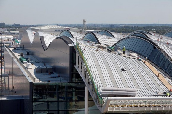 Terminal 2 Roof