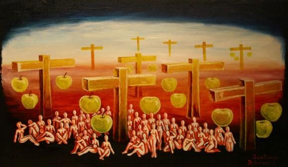 Cross - Santiago Ribeiro