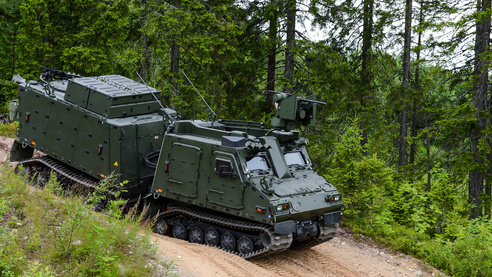 BAE Systems to supply 102 BvS10 all-terrain vehicles to Sweden