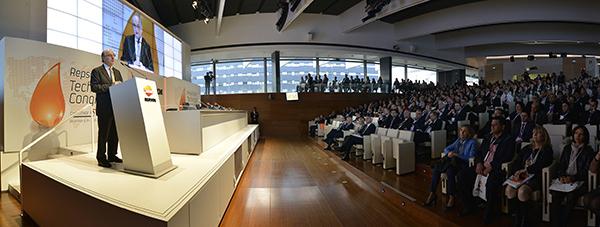 Repsol ha celebrado durante tres días su Congreso Técnico de Exploración y Producción en su sede corporativa de Madrid