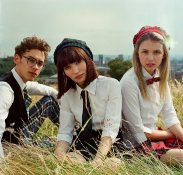 Olly Alexander, Emily Browning and Hannah Murray in God Help the Girl by Stuart Murdoch