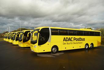 ADAC Postbus ab 1. November im bundesweiten Linienverkehr
