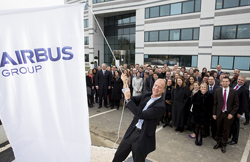 Airbus Group takes off into 2014 with joint brand (c) Airbus Group