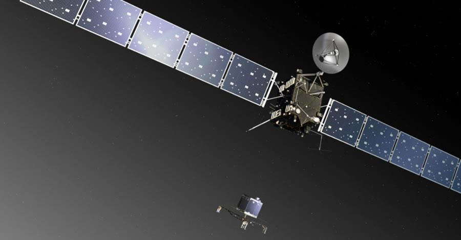 European Space Agency's Rosetta to land on the comet 67P/Churyumov-Gerasimenko later this year