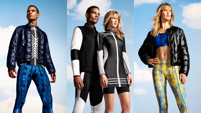 H&M Sport unveils special capsule collection inspired by the Swedish Olympic outfits