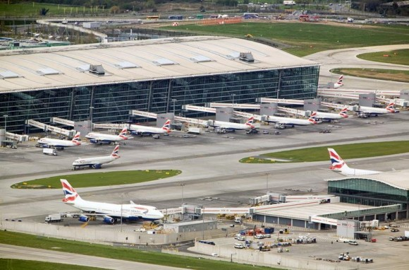 Heathrow comments on Civil Aviation Authority's cut of airport charges by RPI -1.5% from 2014-2019