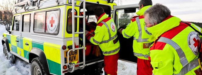 Land Rover to continue its Global Humanitarian Partnership with the International Federation of Red Cross and Red Crescent Societies (IFRC)