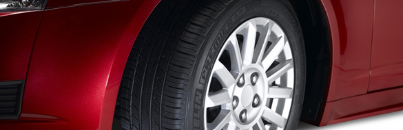 Michelin introduced MICHELIN® Premier® A/S tire for the North American market with revolutionary new EverGrip™ technology