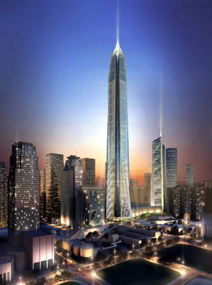 Schindler's Chinese division awarded major contract for China's tallest building under construction in Shenzhen