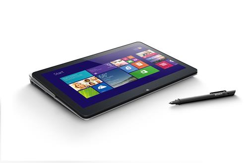 Sony announced the new ultra-mobile VAIO Fit 11A multi-flip™ PC will be available in Europe from Spring 2014