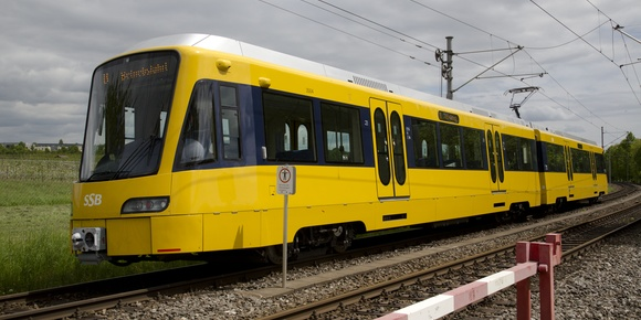 Stadler Pankow GmbH to deliver 20 Tango/S-DT8.12 light rail vehicles to Stuttgarter Strassenbahnen AG