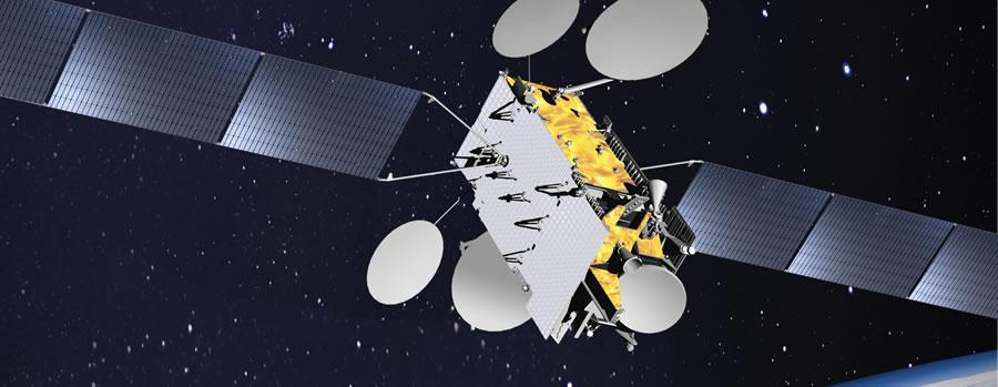 Thales Alenia Space signed with Gazprom Space Systems to build the Yamal-601 telecommunications satellite
