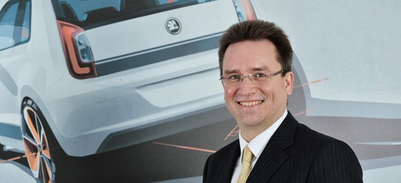 Thomas Owsianski appointed Executive Director of ŠKODA Marketing and Sales Business at Shanghai Volkswagen, China