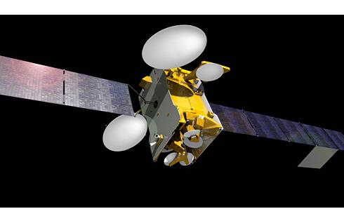 Airbus Defence and Space signs a new satellite contract with SES (c) Airbus Defence and Space