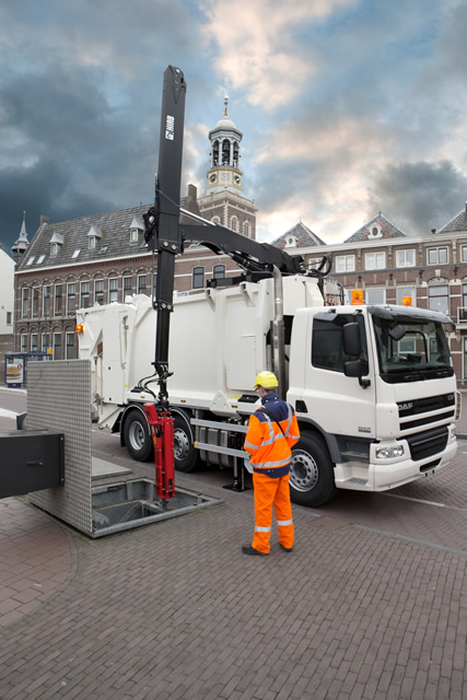Cargotec's Hiab introduces its new HIAB S-HiPro 130 crane