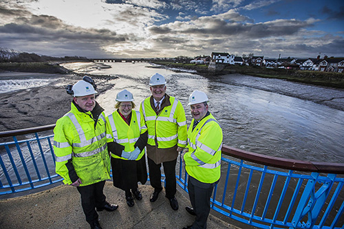 Dŵr Cymru Welsh Water to start £4.5M investment scheme aimed at improving the wastewater network in the Rhyl and Kinmel Bay areas