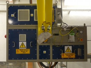 DCNS strengthens know-how in non destructive tests for parts with thickness higher than 70 mm