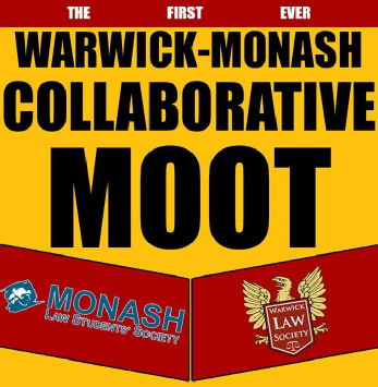 Law students from Warwick and Monash universities to launch the first ever International Collaborative Moot