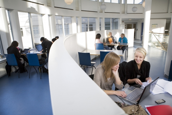 Umeå University climbed from 34 to 27 in this year's 'Top 50 under 50' league table produced by QS University Rankings