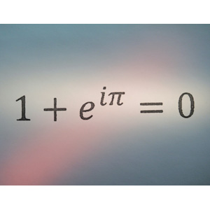 The 'most beautiful formula', Leonhard Euler's identity