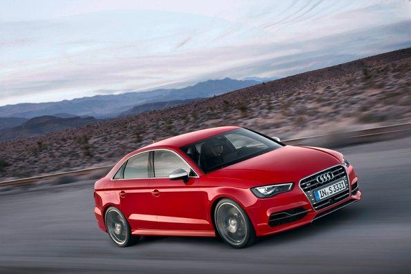 Picture: Audi S3 Sedan