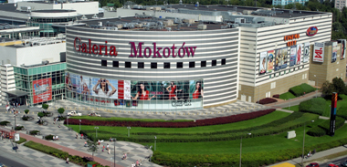 Berlin Hyp and Helaba banks provide EUR €200 million to Unibail Rodamco for their prime shopping center Galeria Mokotów in Warsaw